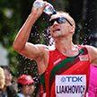 Белорус Александр Ляхович победил на соревнованиях по спортивной ходьбе в Финляндии