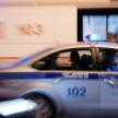 Россиянка за рулем автомобиля сбила двоих детей и въехала в здание поликлиники
