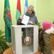 На выборах депутатов Палаты представителей явка избирателей в первый день составила 4,69%