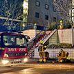 Пожар в Лондоне: загорелся склад, огонь перекинулся на отель