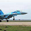 Су-27 разбился в Украине: погибли пилоты