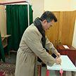 Ректор Академии музыки проголосовала на выборах в Палату представителей