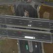 5 июля перекроют МКАД из-за ремонта 3 путепроводов