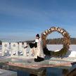 Православные верующие в Беларуси празднуют Крещение