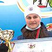 В «Раубичах» стартовали соревнования «Снежный снайпер»