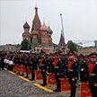 Грандиозный парад Победы прошёл на Красной площади в Москве