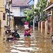 Стихийные бедствия не отпускают Индонезию: наводнением охвачен Южный Сулавеси