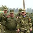 Масштабное командно-штабное учение Вооружённых Сил перешло в активную фазу