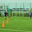 Новое футбольное поле с натуральным покрытием открыли в Витебске