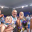 Продолжается проект Президентского спортивного клуба «Олимпийский путь»