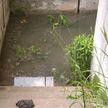Дом буквально утопает в канализационных отходах