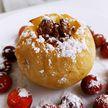 Запечённые яблоки. Рецепт полезного осеннего десерта от телеведущей Екатерины Тишкевич