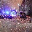 Соревнования на самый большой костёр в Голландии: несколько зданий сгорели дотла