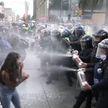 Протесты за легализацию абортов в Мексике переросли в стычки с полицией