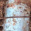 В стоге сена несколько лет прятали 100-килограммовую авиабомбу