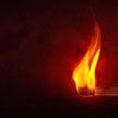 Два человека погибли во время пожара в Лидском районе
