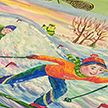 Подведены итоги республиканского конкурса детского рисунка «Подружись со спортом»