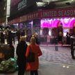 В лондонском театре Пикадилли обрушился потолок во время спектакля