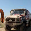 Экипаж Сергея Вязовича показал третье время на третьем этапе ралли-рейда «Шелковый путь»