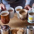 Сколько чашек кофе в день помогают похудеть?