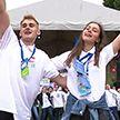 В Воложинском районе открылся спортивно-образовательный форум «Олимпия»