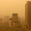 Песчаная буря в Китае попала на видео. Посмотрите, это не фильм-катастрофа, а реальность!
