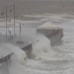 Ураган «Диана» в Ирландии: без света остались десятки тысяч домов