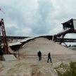 Обрушился 25-метровый пролёт на горно-обогатительном комбинате в Добрушском районе