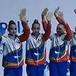 Сборная Беларуси по художественной гимнастике завоевала 6 серебряных наград на этапе Гран-при