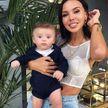 «Слезки текут». Оксана Самойлова рассказала о проблеме со здоровьем у сына