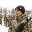 Важный день у новобранцев внутренних войск: 1700 военнослужащих приняли военную присягу