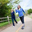 Вот сколько шагов в день на самом деле достаточно для здоровья!