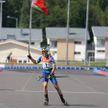 ЧМ по летнему биатлону в Раубичах: Дмитрий Лазовский завоевал золото в пасьюте