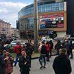 Нет опасности! В двух ТЦ и на ж/д вокзале в Минске ничего не нашли