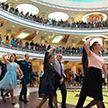 Самую долготанцующую пару выбрали в Минске