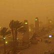 Песчаная буря обрушилась на Египет: погибли пять человек