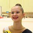 Белоруска Анна Каменщикова стала победительницей турнира по гимнастике на призы Марины Лобач