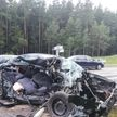 Страшное ДТП под Минском на трассе М3: погибла девушка-пассажир (ФОТО)