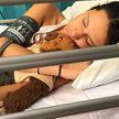 Девушка переболела энцефалитом и потеряла память