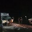 В Копыльском районе водитель выехал на встречку, попал в ДТП и погиб