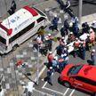 Автомобиль врезался в группу детей в Японии