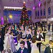 В ритме танца: городской новогодний бал прошёл в Минске