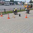 Ртуть обнаружена на тротуаре в Орше