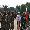 Военный конкурс «Снайперский рубеж» проходит под Брестом