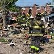 Взрыв газа в Балтиморе: разрушены три дома, спасатели ищут людей под завалами