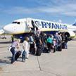 Персонал авиакомпании Ryanair начал забастовку