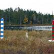 Креативный мошенник за деньги провел людей через поддельную российско-финляндскую границу