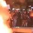 Во Флориде разрешили давить протестующих машинами