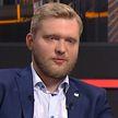 Григорий Азаренок: поклялся, что буду в пятом пакете санкций, что-нибудь сделаю про этих европейцев обалдевших!