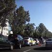 Авария в Гомеле: образовался «паровоз» из 9 машин